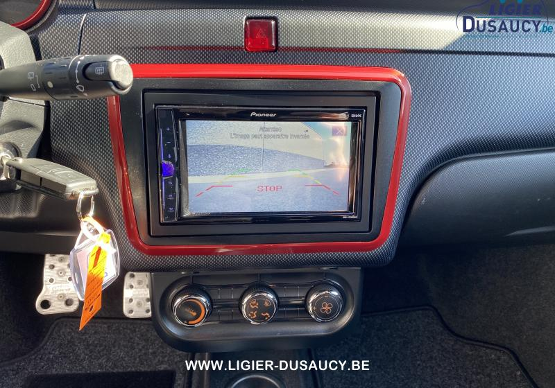 Ligier Js 50 L Sport Ultimate DCI Avec Airco, Multimédia Et Direction Assistée