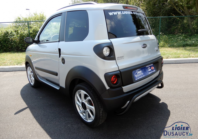 Microcar M-Go 4 Outdoor DCI Révolution